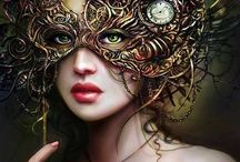 Steampunk / by Robin L. Jack-Brown