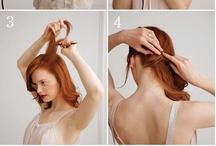 hair ideas / by Laurisa Huss