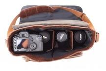 Camera Bags / by Miss Overballe