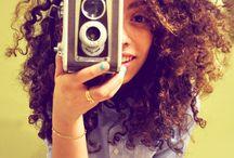 My Natural Hair Ideas / by Renee Loiz