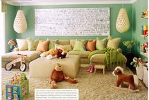 Nusery Playroom / by Cee Kwok