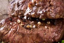 Recipes - Entrees - Beef / by Janice-Anne B