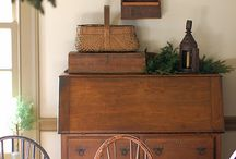 Rustic home livin' styles / by Cherri Westbrook