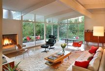 mid century modern / by Peggy Wilder