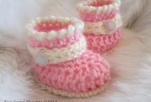 Crochet / Un mundo de labores / by Maria Tete