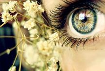 Eyes have it / by Tabitha Stevens