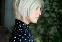favorite haircut / love the cut and color / by Joely Powlas