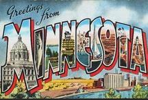 Minnesota Love.... / by Nancy Hesse