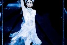 Snow Queen Costume Inspiration / by Audra Congress