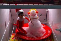 Elf on a Shelf / by Alicia .