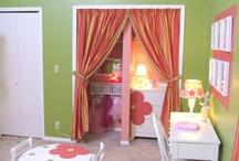 Bedroom ideas for Bella  / by Bridgette Zeller