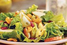 Salads / by Janice Buckles