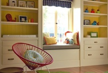 INTERIORS: KID SPACES / by Ana Damaris Then / White Linen Interiors LLC