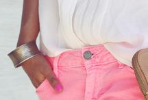 Casual & comfy / by Aline