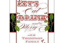 Christmas/Holiday Ideas / by Ashley Moore Nelson