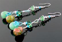 J - Jewelry - Earring DIY / by Denise Temple