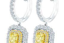 Diamond Earrings / by Liori Diamonds