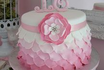 Mariah's sweet 16 party ideas / by Melissa Cain