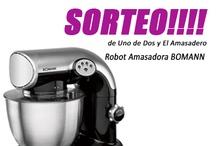 Sorteos / by Unodedos Recetas