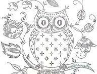 Crewel Embroidery Patterns / by Theresa Gatewood