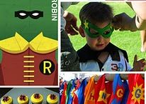Super Hero Party / by Lisa Duerr