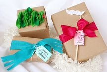 Pretty Packages / by Melissa Citarelli