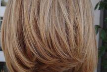 Hairstyle Ideas / by Lisa Oshirak