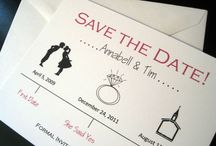 Save the date / by asma 1981