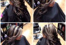 Hair it is... / by Cindy Sinclair Weaver