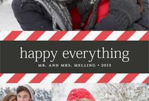 Our First Christmas! / 'Tis the season to spread joy! Celebrate this milestone - your first Christmas as a married couple - in style!  / by MagnetStreetWeddings