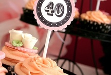 40th Birthday Party / by Melissa Burke