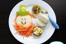 Kid's Food / by Tom-Pat Enteman