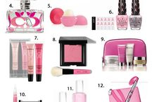 BCA Pink Products / by Spa Week