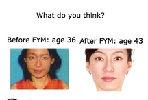 Before and After / by Face Yoga Method