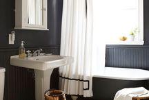 Bathrooms / by Cori Sheldon
