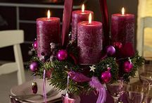 Candle Arrangements / by Lorinne's Creations ~LC~