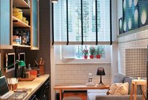 Small spaces / by Ebom