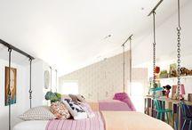 Bedrooms / by Vivian Jones