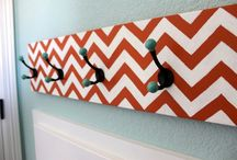 Chevron Madness! / by Mary Clarke