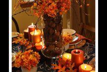 Thanksgiving Ideas & Memories / by Mary Gerloff
