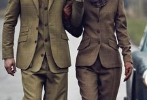 Three piece suit / by BURLINGTONS Emporium