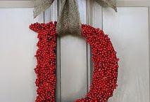 Holidays / by Courtni Waggoner