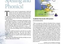Academic Spotlight / by The Old Schoolhouse Magazine