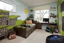 Luke's bedroom / by Angie Thompson