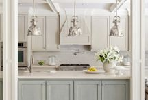 KITCHENS / by Robyn Designs