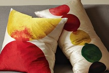Pillows / by Antonia Olivares Rodrigues
