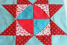 Quilt Alongs / Quilt Alongs - each block / by Freemotion by the River