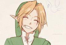 The Legend Of Zelda / by Tenshi