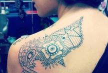Tattoos / by Emily Bradford-Callo