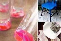 DIY projects / by Tara Berman